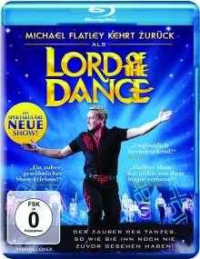 Lord Of The Dance (2011) (Blu-ray), Blu-ray Disc
