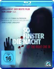 So finster die Nacht (Blu-ray), Blu-ray Disc