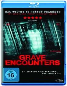 Grave Encounters (Blu-ray), Blu-ray Disc