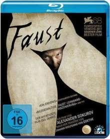 Faust (2011) (Blu-ray), Blu-ray Disc