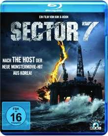 Sector 7 (Blu-ray), Blu-ray Disc