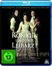 Die Königin und der Leibarzt (Blu-ray), Blu-ray Disc