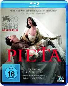Pieta (Blu-ray), Blu-ray Disc
