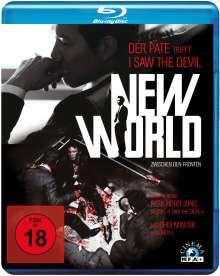 New World (2012) (Blu-ray), Blu-ray Disc