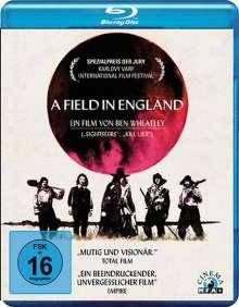 A Field In England (Blu-ray), Blu-ray Disc