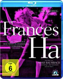Frances Ha (Blu-ray), Blu-ray Disc