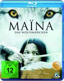 Maïna (Blu-ray), Blu-ray Disc
