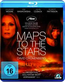 Maps to the Stars (Blu-ray), Blu-ray Disc