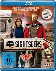 Sightseers - Killers on Tour! (Blu-ray), Blu-ray Disc