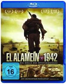 El Alamein 1942 - Die Hölle des Wüstenkrieges (Blu-ray), Blu-ray Disc