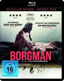 Borgman (Blu-ray), Blu-ray Disc