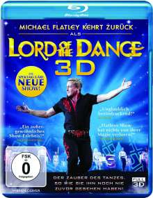 Lord Of The Dance (2011) (3D Blu-ray), Blu-ray Disc