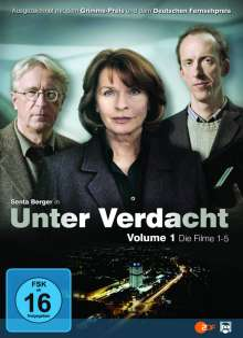Unter Verdacht Vol. 1, 3 DVDs