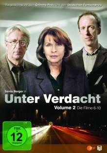 Unter Verdacht Vol. 2, 3 DVDs