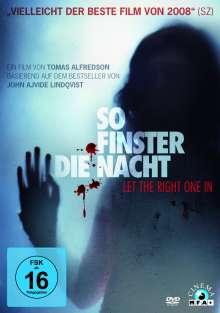 So finster die Nacht, DVD