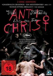 Antichrist (2009) (Special Edition), DVD