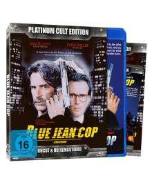 Blue Jean Cop (Blu-ray & DVD), 1 Blu-ray Disc und 1 DVD