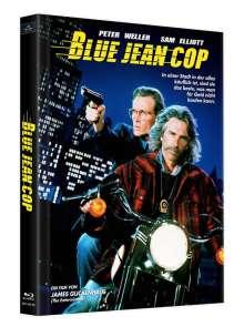 Blue Jean Cop (Blu-ray im Mediabook), 2 Blu-ray Discs