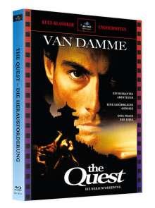 The Quest - Die Herausforderung (Blu-ray im Mediabook), 2 Blu-ray Discs