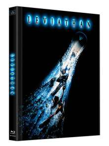 Leviathan (1989) (Blu-ray im Mediabook), 2 Blu-ray Discs