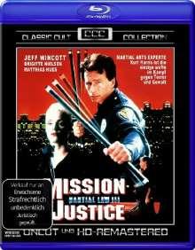 Martial Law 3 (Blu-ray), Blu-ray Disc