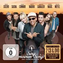 Sing meinen Song - Das Tauschkonzert (Deluxe Edition), 2 CDs und 1 DVD