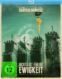 Böhse Onkelz: Nichts ist für die Ewigkeit - Live am Hockenheimring 2014, 2 Blu-ray Discs