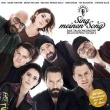 Sing meinen Song - Das Tauschkonzert Vol. 4 (Deluxe-Edition), 2 CDs