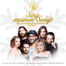 Sing meinen Song: Das Weihnachtskonzert Vol. 5, CD