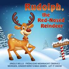 Rudolph, The Red-Nosed Reindeer, 2 CDs