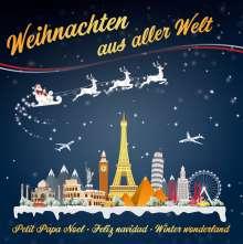 Weihnachten aus aller Welt, 2 CDs