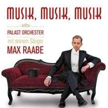 Palast Orchester: Musik, Musik, Musik, CD