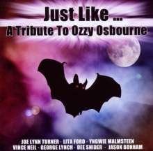 Just Like... A Tribute To Ozzy Osbourne, CD