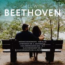 Ludwig van Beethoven (1770-1827): Chill with Beethoven, 2 CDs