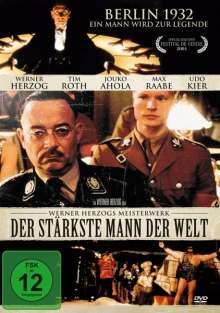 Der stärkste Mann der Welt, DVD