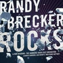 Randy Brecker (geb. 1945): Rocks (180g), 2 LPs