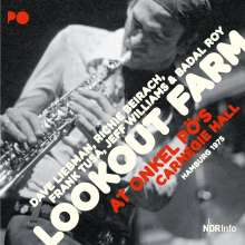 "David ""Dave"" Liebman (geb. 1946): Lookout Farm At Onkel Pö's Carnegie Hall / Hamburg 1975 (180g), 2 LPs"