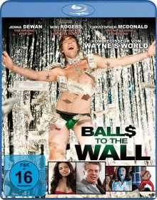 Balls to the Wall (Blu-ray), Blu-ray Disc