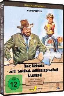 Der Große mit seinem außerirdischen Kleinen, DVD