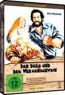 Der Dicke und das Warzenschwein, DVD