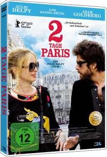2 Tage Paris, DVD