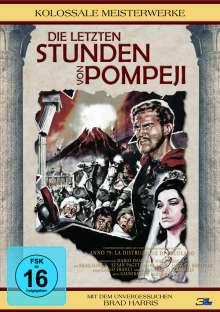 Die letzten Stunden von Pompeji, DVD