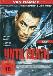 Until Death, DVD