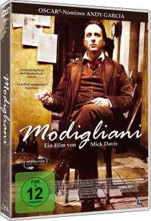 Modigliani - Ein Leben in Leidenschaft, DVD
