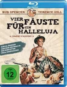 Vier Fäuste für ein Halleluja (Comedy-Fassung) (Blu-ray), Blu-ray Disc