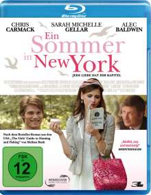 Ein Sommer in New York (Blu-ray), Blu-ray Disc