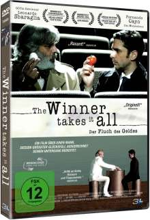 The Winner Takes It All, DVD