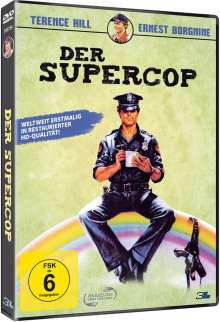 Der Supercop, DVD