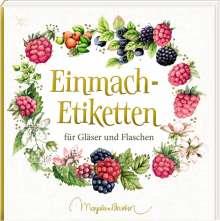 Etikettenbüchlein - Einmach-Etiketten (Marjolein Bastin), Buch