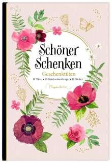 Geschenktüten-Buch - Schöner schenken - Zeitlos schön (M. Bastin), Buch